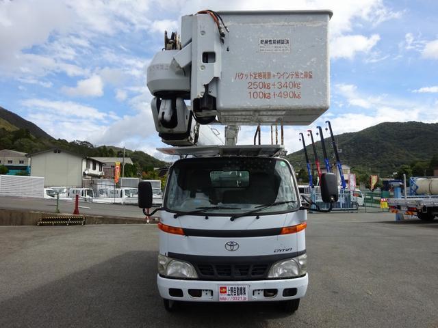 高所作業車 電工仕様 アイチ 14.6m SH15B(5枚目)
