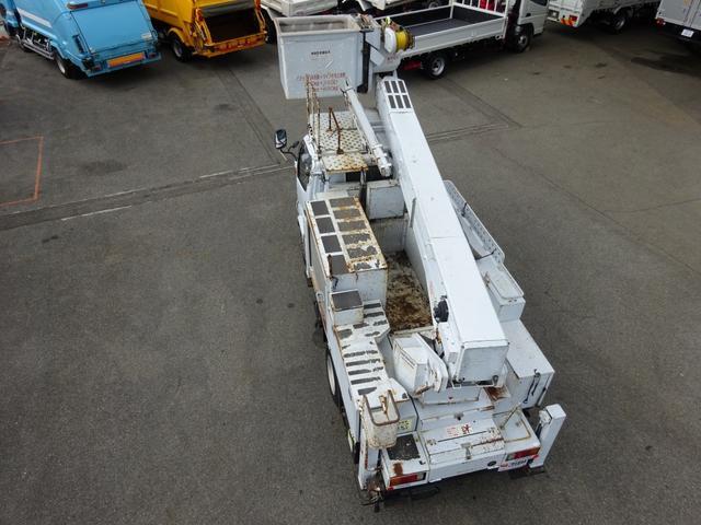 高所作業車 電工仕様 アイチ 14.6m SH15B(7枚目)