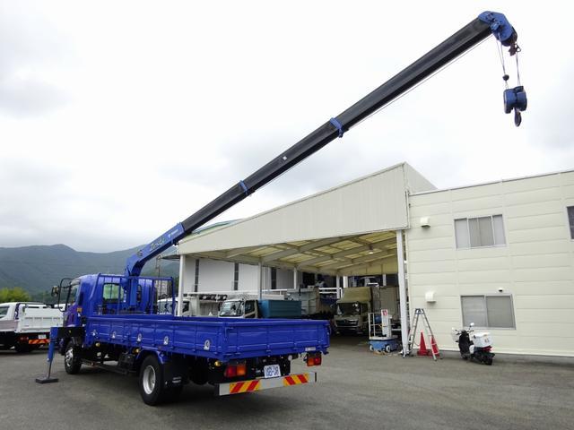 4段クレーン タダノ 標準幅 ベッドレス 2.6t積み(2枚目)