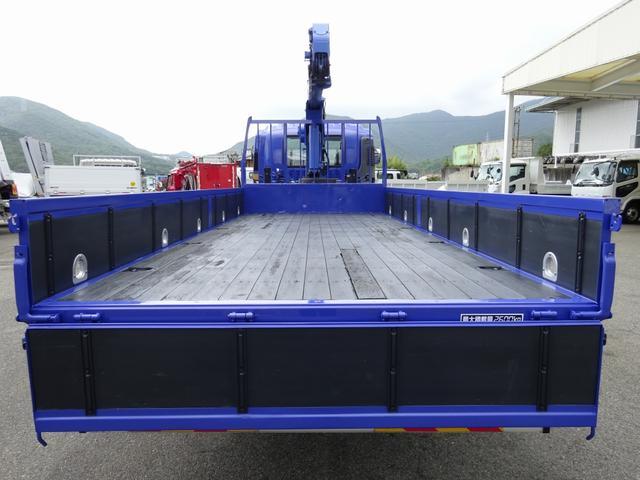 4段クレーン タダノ 標準幅 ベッドレス 2.6t積み(7枚目)