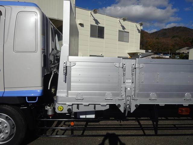 アコーディオン式幌車 Rエアサス 増トン 7.7t積み(18枚目)