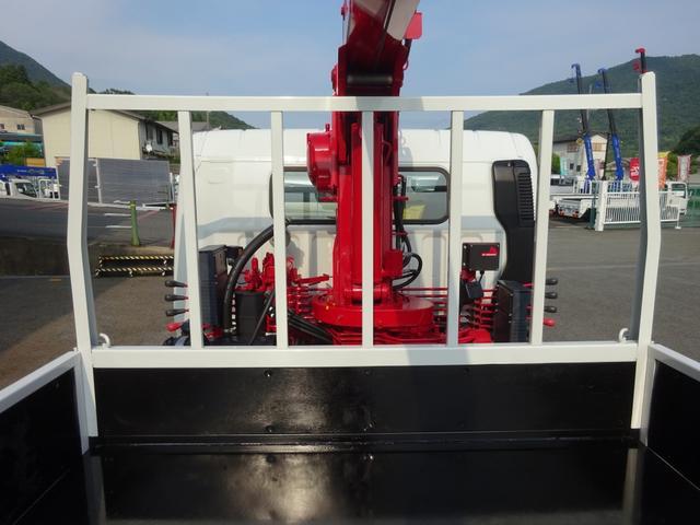 4段 ユニッククレーン ワイド ロング 3t積み ラジコン付(18枚目)