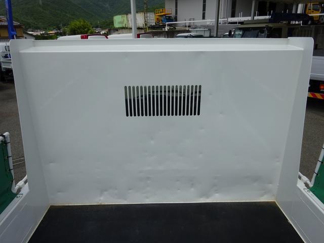 4トンダンプ 新明和 3.7t積み 標準幅 電動コボレーン(8枚目)