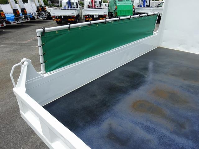 4トンダンプ 新明和 3.7t積み 標準幅 電動コボレーン(9枚目)