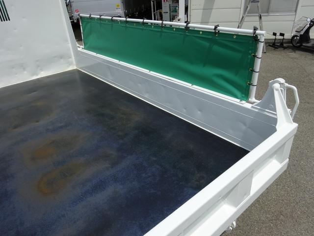4トンダンプ 新明和 3.7t積み 標準幅 電動コボレーン(10枚目)