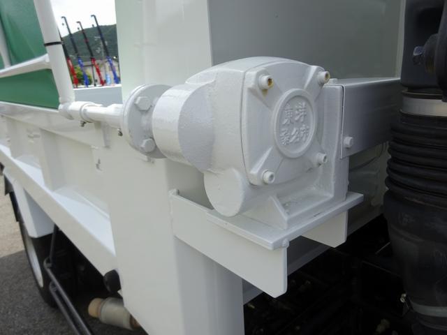 4トンダンプ 新明和 3.7t積み 標準幅 電動コボレーン(15枚目)