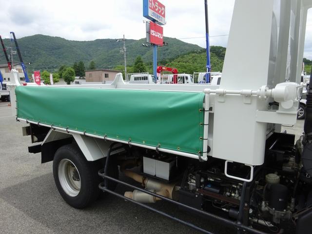 4トンダンプ 新明和 3.7t積み 標準幅 電動コボレーン(19枚目)
