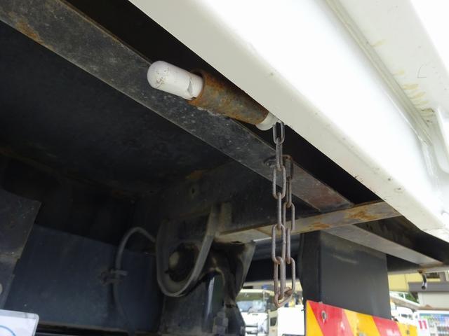 4トンダンプ 新明和 3.7t積み 標準幅 電動コボレーン(20枚目)