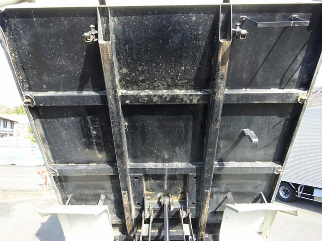 Lゲートダンプ 極東開発 標準幅 ベッドレス 3.65t積み(11枚目)