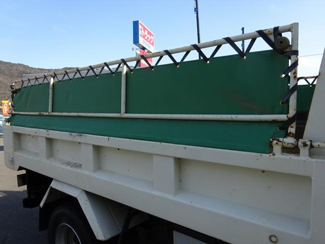 Lゲートダンプ 極東開発 標準幅 ベッドレス 3.65t積み(15枚目)
