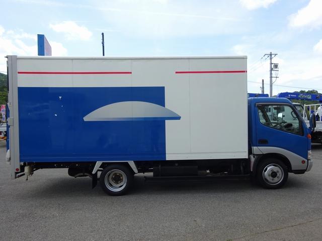 移動販売車 展示車 2t パワーゲート付バン 標準幅 ロング(12枚目)