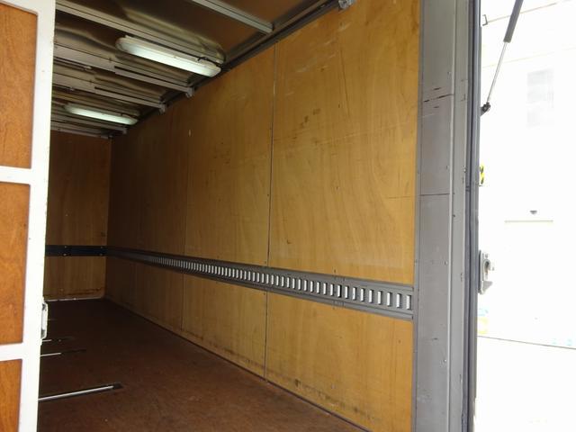移動販売車 展示車 2t パワーゲート付バン 標準幅 ロング(17枚目)