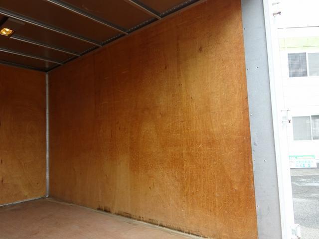アルミバン キタムラ 標準 10尺 低床 2t積み(12枚目)