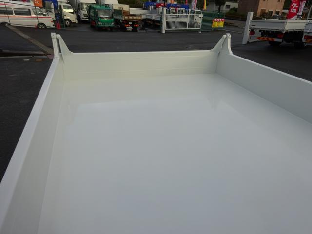 4トン 土砂ダンプ 新明和工業 標準幅 3.75t積み(11枚目)