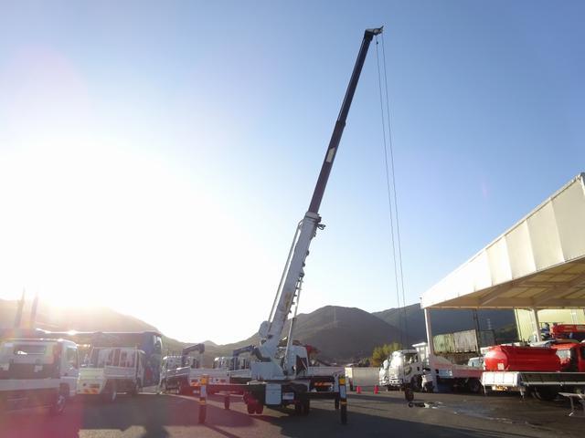 穴掘建柱車 アイチコーポレーション D502 標準幅(7枚目)