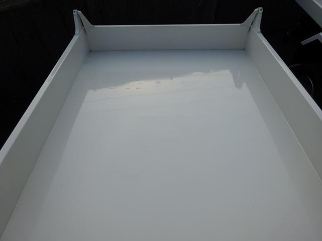 土砂ダンプ 極東開発工業 標準幅 ベッドレス 3.7t積み(12枚目)