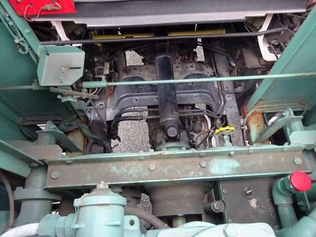 吉谷機械製のシンプルな消防車!輸出や場内利用に!是非現車確認にご来店下さいませ◎ ◆装備品・付属品が作動しない場合においても、現状でのお渡しとさせていただきます。予めご了承ください。◆