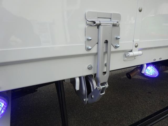 4段クレーン付 ラジコン デジタル荷重計 古河ユニック URU374RKK 標準 ベッド付 2.7トン積み(31枚目)