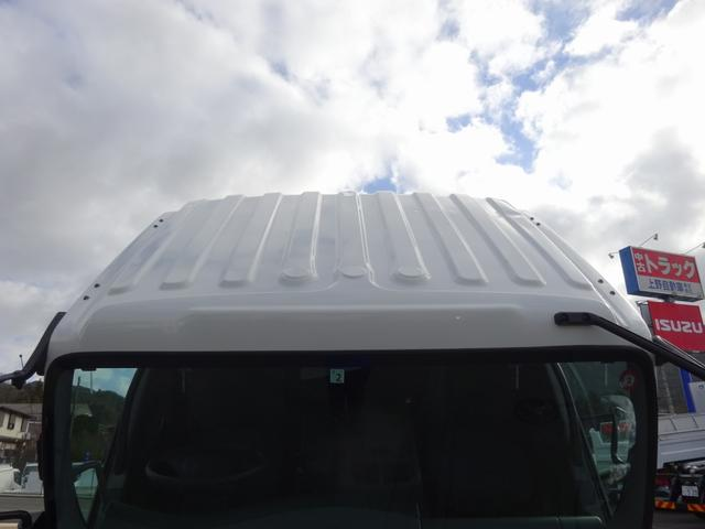 4段クレーン付 ラジコン デジタル荷重計 古河ユニック URU374RKK 標準 ベッド付 2.7トン積み(33枚目)