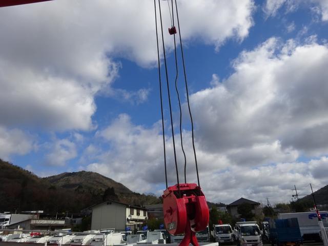 4段クレーン付 ラジコン デジタル荷重計 古河ユニック URU374RKK 標準 ベッド付 2.7トン積み(70枚目)