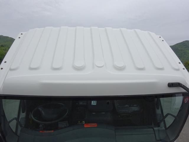 土砂ダンプ 電動コボレーン 新明和工業 角底一方開 標準 ベッドレス 3.5トン積み(36枚目)