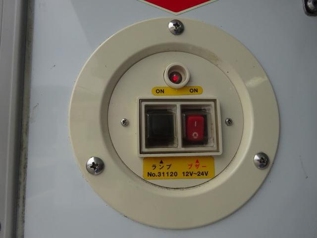 低温冷凍車 -30℃設定 床下格納ゲート 左片開き扉 ワイド ベッド付 2450kg積載(21枚目)
