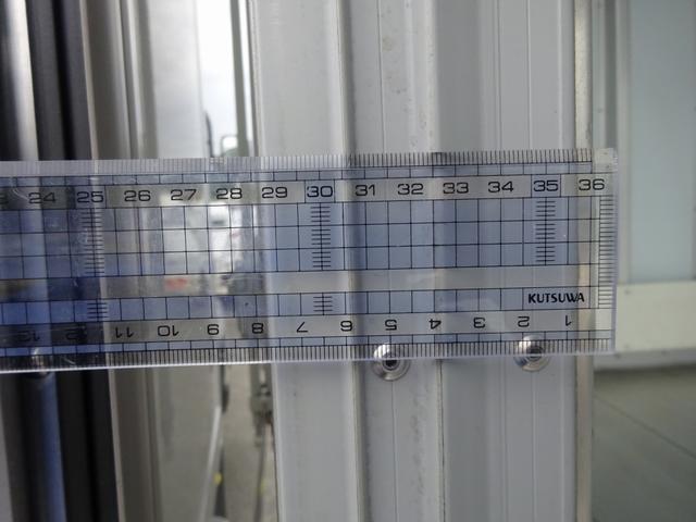 低温冷凍車 -30℃設定 床下格納ゲート 左片開き扉 ワイド ベッド付 2450kg積載(26枚目)