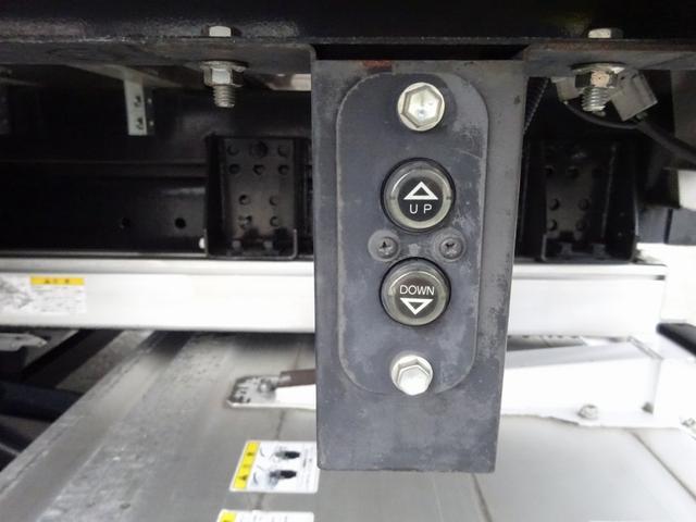 低温冷凍車 -30℃設定 床下格納ゲート 左片開き扉 ワイド ベッド付 2450kg積載(31枚目)