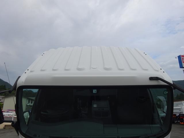 低温冷凍車 -30℃設定 床下格納ゲート 左片開き扉 ワイド ベッド付 2450kg積載(32枚目)