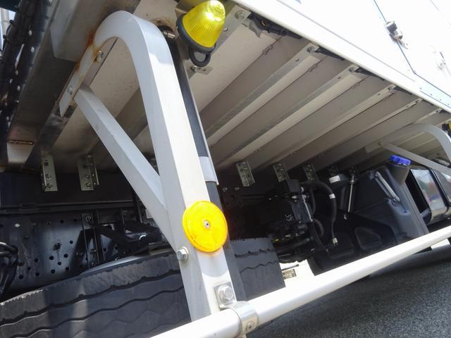 低温冷凍車 -30℃設定 床下格納ゲート 左片開き扉 ワイド ベッド付 2450kg積載(39枚目)