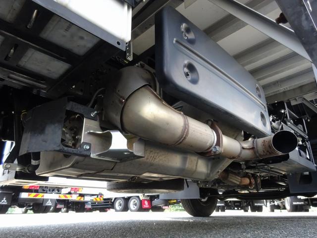 低温冷凍車 -30℃設定 床下格納ゲート 左片開き扉 ワイド ベッド付 2450kg積載(41枚目)