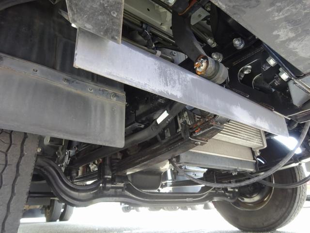 低温冷凍車 -30℃設定 床下格納ゲート 左片開き扉 ワイド ベッド付 2450kg積載(44枚目)