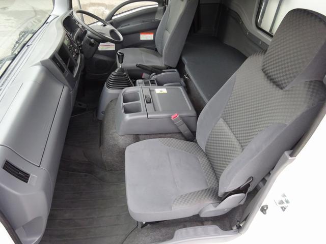 低温冷凍車 -30℃設定 床下格納ゲート 左片開き扉 ワイド ベッド付 2450kg積載(45枚目)