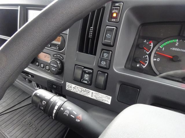 低温冷凍車 -30℃設定 床下格納ゲート 左片開き扉 ワイド ベッド付 2450kg積載(48枚目)