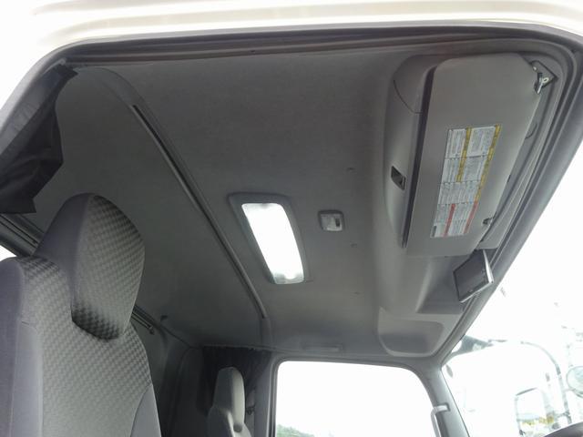 低温冷凍車 -30℃設定 床下格納ゲート 左片開き扉 ワイド ベッド付 2450kg積載(53枚目)