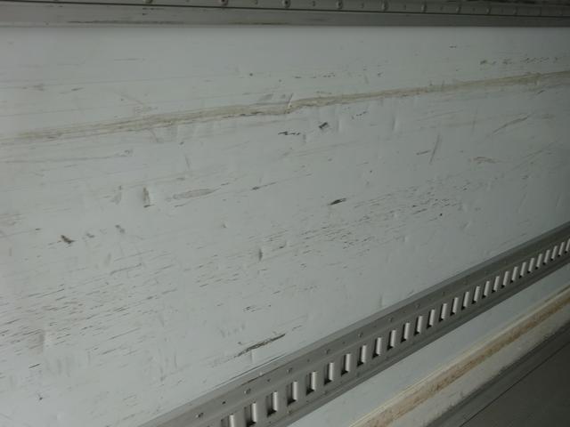 低温冷凍車 -30℃設定 床下格納ゲート 左片開き扉 ワイド ベッド付 2450kg積載(66枚目)