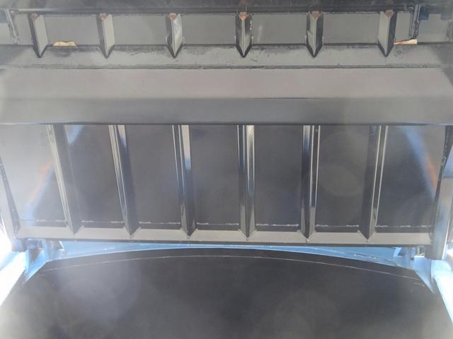 増トン プレス式パッカー 計量器付 10.2m3 新明和 G-PX 連続積込 汚水タンク無し 標準幅 4350kg積載(27枚目)