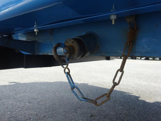 増トン プレス式パッカー 計量器付 10.2m3 新明和 G-PX 連続積込 汚水タンク無し 標準幅 4350kg積載(29枚目)