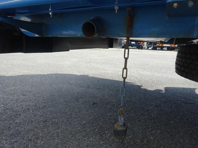増トン プレス式パッカー 計量器付 10.2m3 新明和 G-PX 連続積込 汚水タンク無し 標準幅 4350kg積載(30枚目)