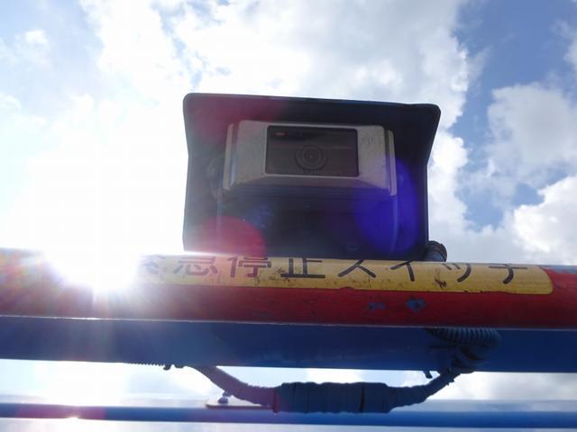 増トン プレス式パッカー 計量器付 10.2m3 新明和 G-PX 連続積込 汚水タンク無し 標準幅 4350kg積載(37枚目)
