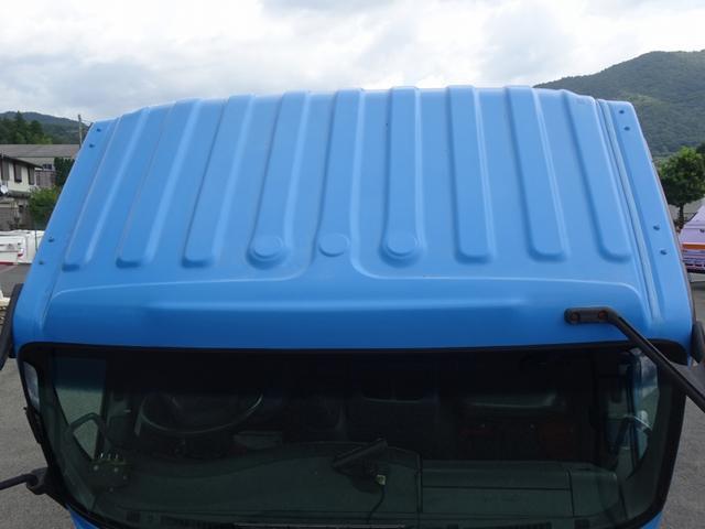 増トン プレス式パッカー 計量器付 10.2m3 新明和 G-PX 連続積込 汚水タンク無し 標準幅 4350kg積載(39枚目)