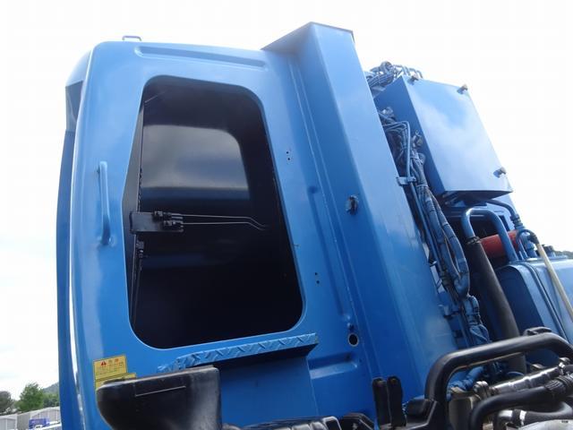 増トン プレス式パッカー 計量器付 10.2m3 新明和 G-PX 連続積込 汚水タンク無し 標準幅 4350kg積載(40枚目)