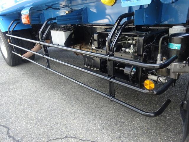 増トン プレス式パッカー 計量器付 10.2m3 新明和 G-PX 連続積込 汚水タンク無し 標準幅 4350kg積載(42枚目)
