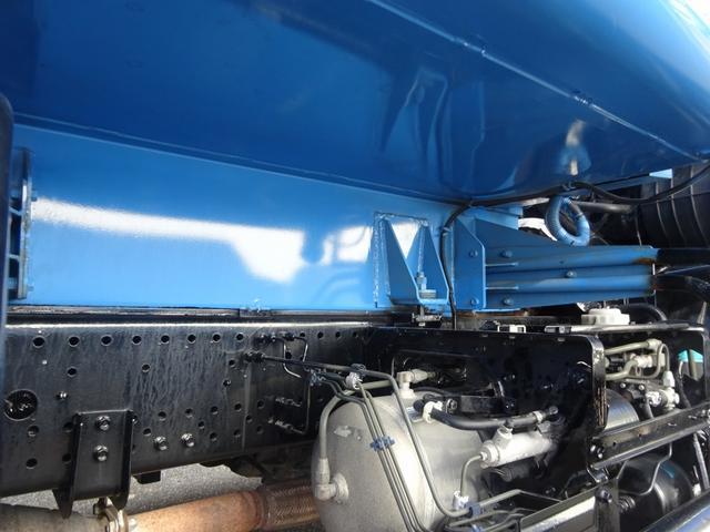 増トン プレス式パッカー 計量器付 10.2m3 新明和 G-PX 連続積込 汚水タンク無し 標準幅 4350kg積載(46枚目)