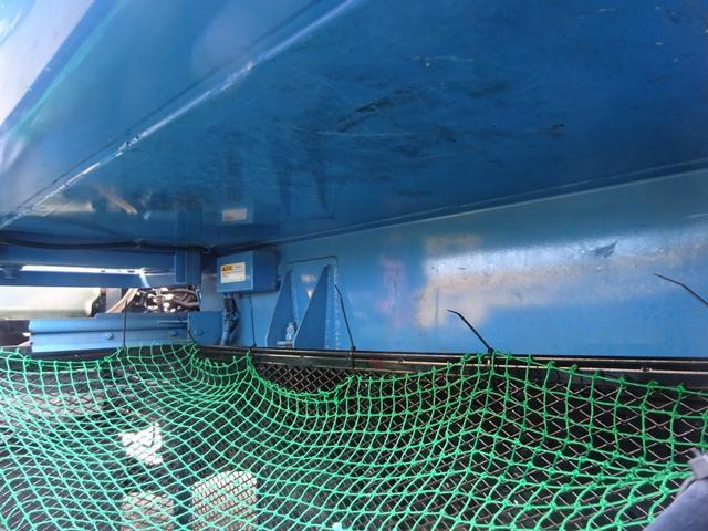 増トン プレス式パッカー 計量器付 10.2m3 新明和 G-PX 連続積込 汚水タンク無し 標準幅 4350kg積載(47枚目)