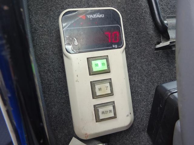 増トン プレス式パッカー 計量器付 10.2m3 新明和 G-PX 連続積込 汚水タンク無し 標準幅 4350kg積載(63枚目)