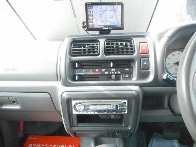 ワイルドウインド 4WD ターボ アルミ ナビTV CD(8枚目)