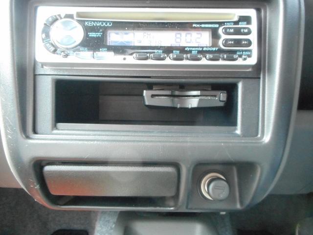 ワイルドウインド 4WD ターボ アルミ ナビTV CD(9枚目)