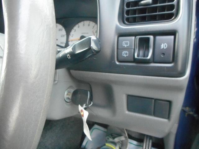 ワイルドウインド 4WD ターボ アルミ ナビTV CD(11枚目)