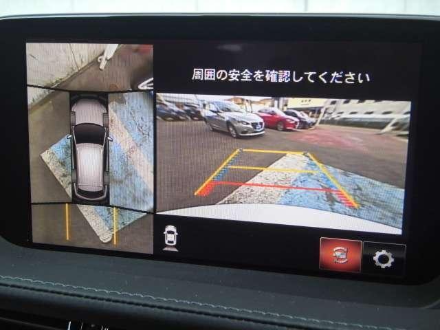 2.2 XD Lパッケージ ディーゼルターボ 試乗車 レザー(7枚目)